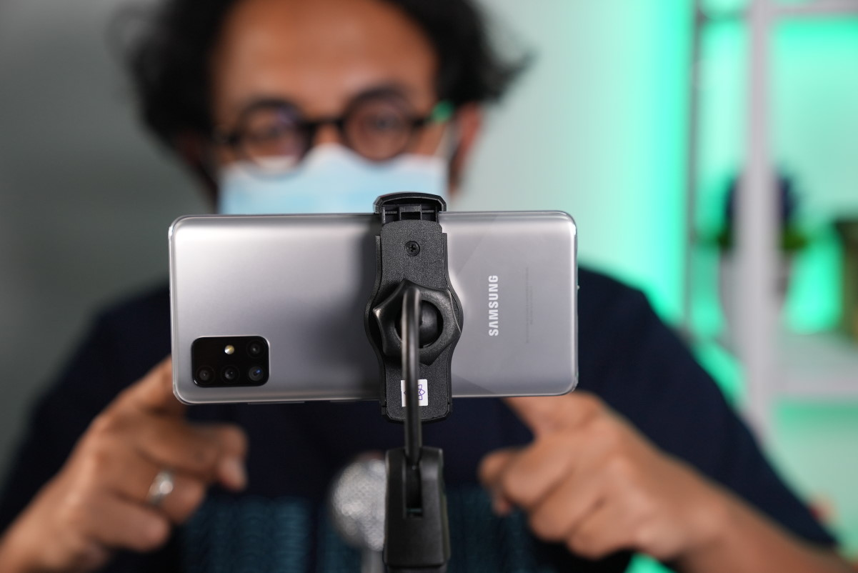 Tetap Aman Bikin Konten di Masa Pandemi dengan Samsung C-Safe