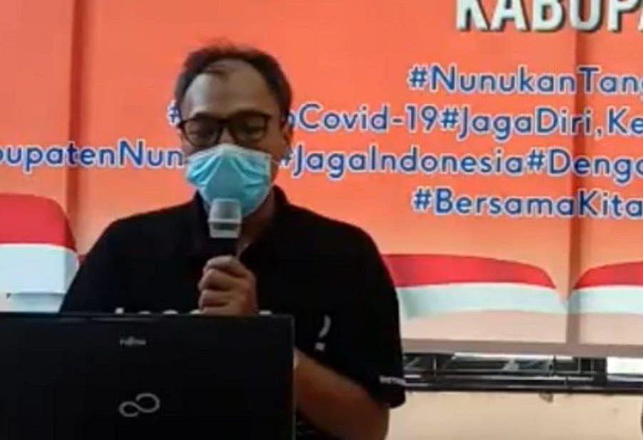 Update Covid 19 Nunukan, Hari ini Bertambah 13 Terkonfirmasi Positif
