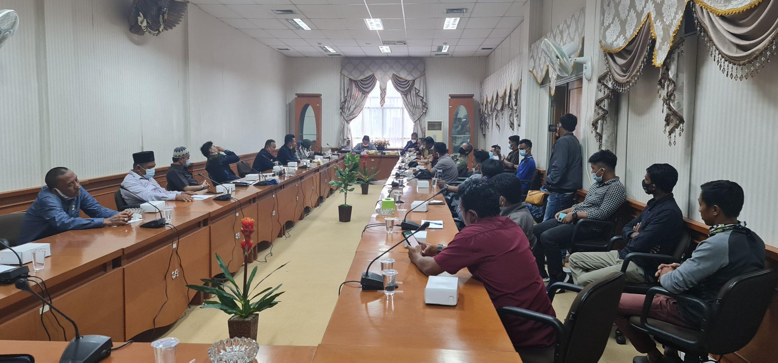 Foto RDP DPRD Nunukan