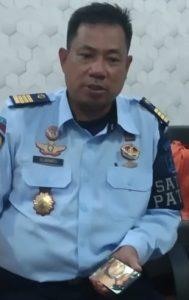 Kasi Administrasi dan Ketertiban Lapas kelas IIB Nunukan, Elvianto