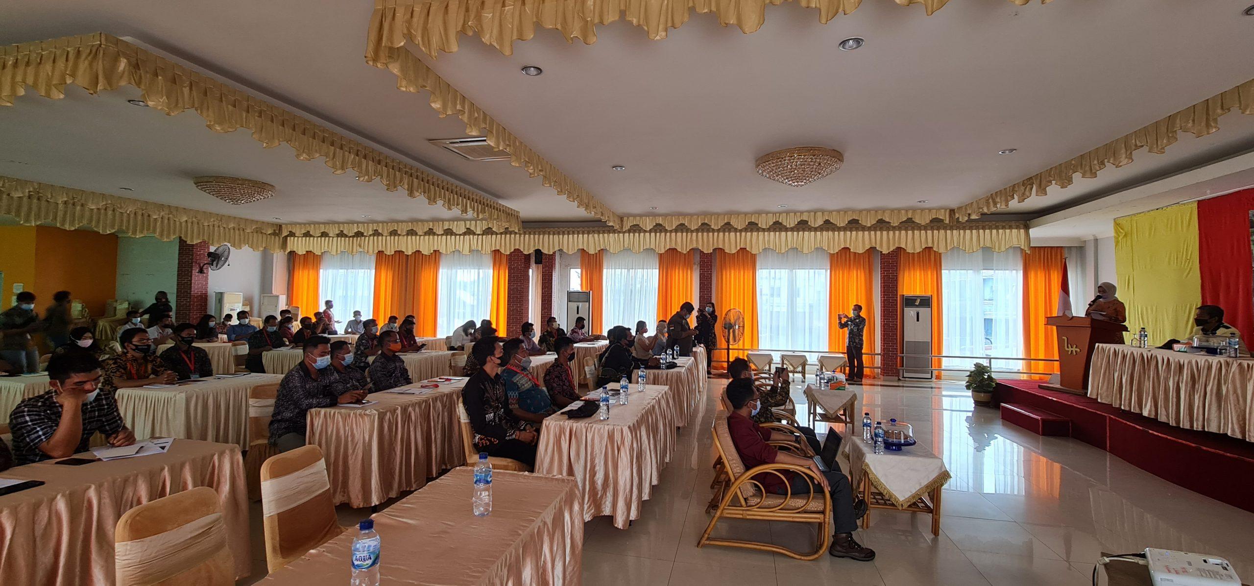 Workshop APDESI Nunukan