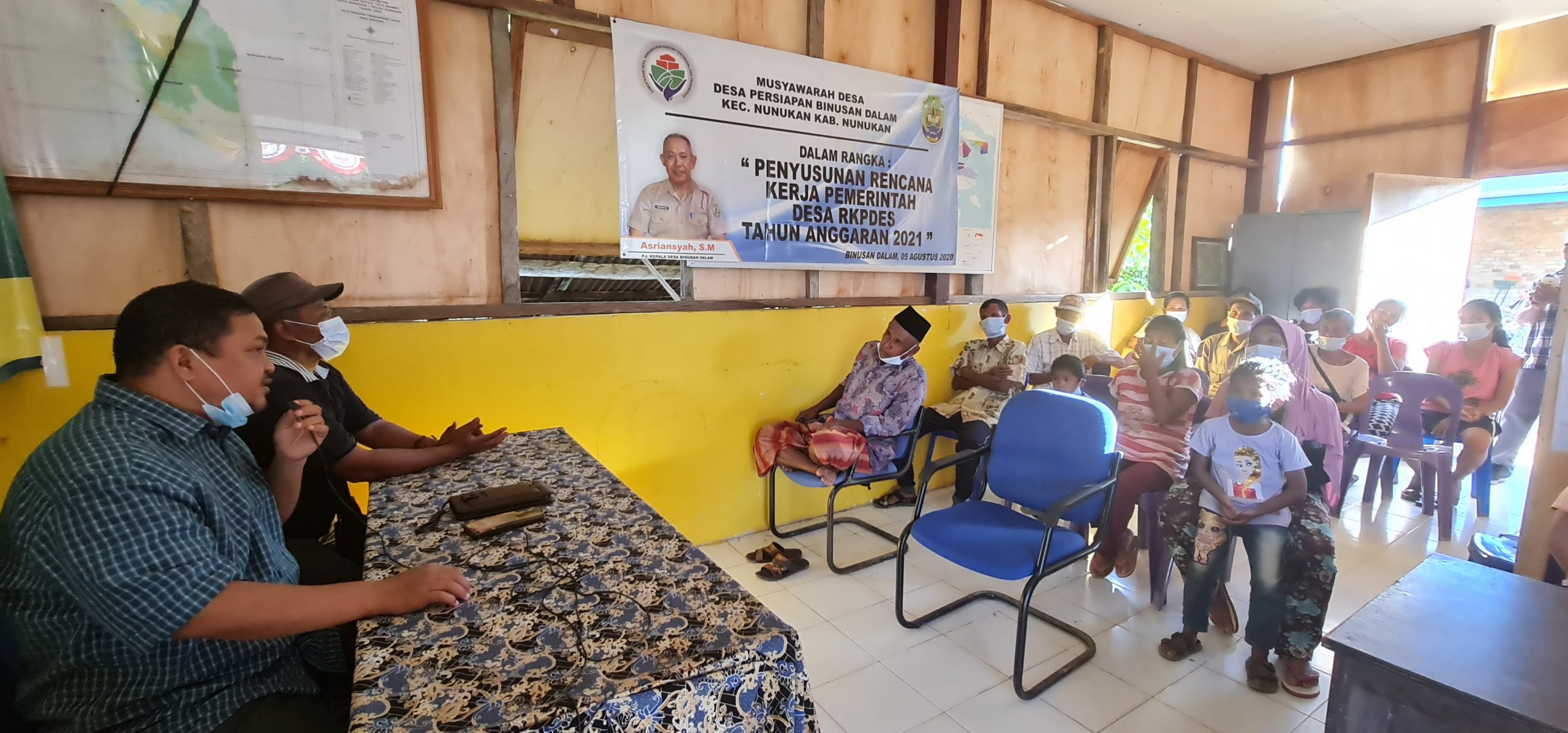 Reses Masa Sidang II anggota DPRD Nunukan