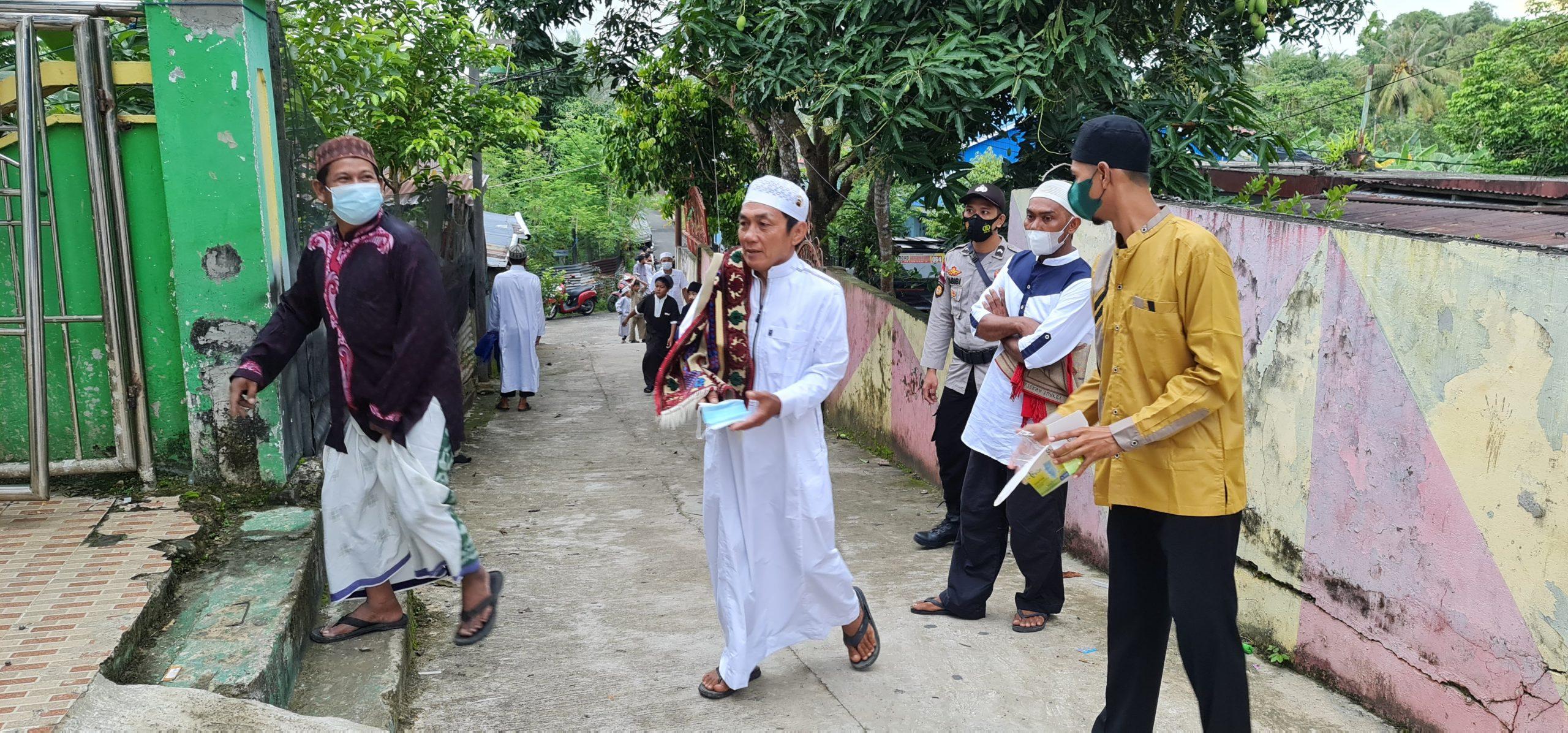 Idul Fitri di Nunuka