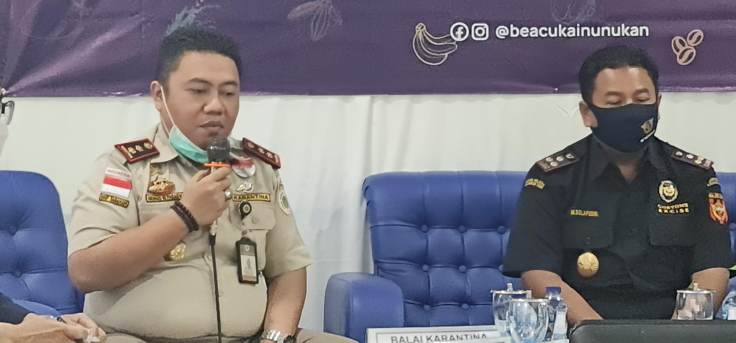 Fokus Group Discusion Bea Cukai Nunukan