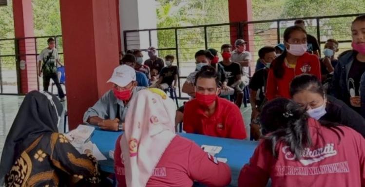 BP2MI Periksa Kesehatan PMI di Rusunawa Nunukan
