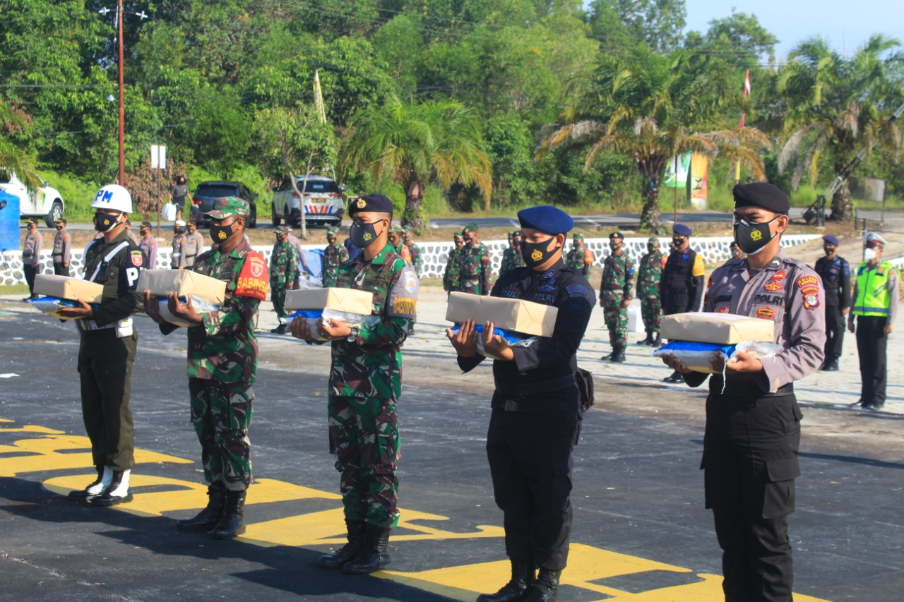Personil TNI Polri Kabupaten Nunukan