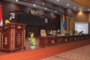 Juru Bicara, Fraksi GKP DPRD Nunukan