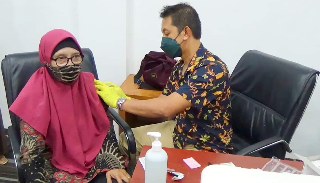 Penerima Vaksin Dosis I