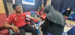 Donor Darah Imigrasi Nunukan